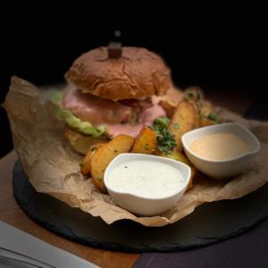 burger k10 restaurant satu mare