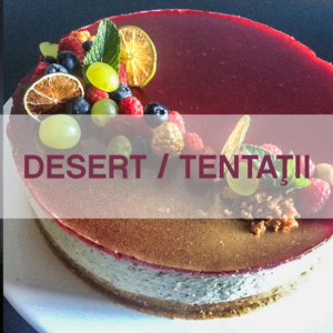 DESERT / TENTAŢII